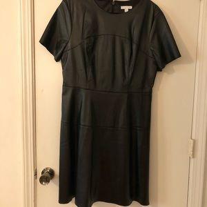 Women's Leather Dress